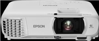 EPSON projektor EH-TW750, 1920x1080, 3400ANSI, 16.000:1, WiFi, Miracast, HDMI, USB 2-in-1, lampa na 18 let