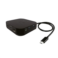 iTec Thunderbolt 3 Travel Dock Dual 4K Display + Power Delivery 60W