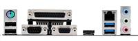 ASUS MB Sc LGA1151 H110M-D D3, Intel H110, 2xDDR3, VGA, mATX