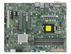 SUPERMICRO MB LGA1200 (Xeon W-12xx,core), W480,4xDDR4,4xSATA3,2xM.2,PCIe3.0 (16/16/4/1)PCI,HDMI,DP,DVI,Audio,2x LAN,IPMI