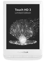 "POCKETBOOK e-book reader 632 Touch HD 3 Limited edition/ 16GB/ 6""/ Wi-Fi/ micro USB/ čeština/ Pearl White + POUZDRO"