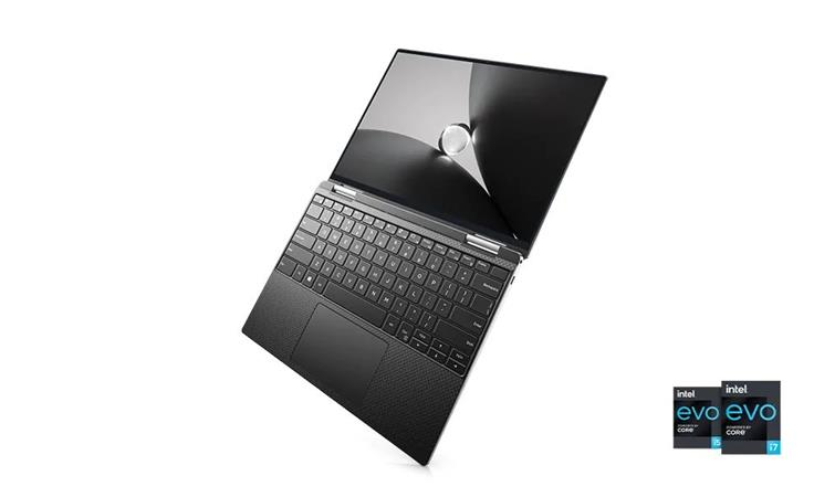 "DELL Ultrabook XPS 13 (9310) 2v1/i7-1165G7/16GB/512GB SSD/Intel Iris /13.4"" UHD+(3840 x 2400) Touch/W10P/Silver"