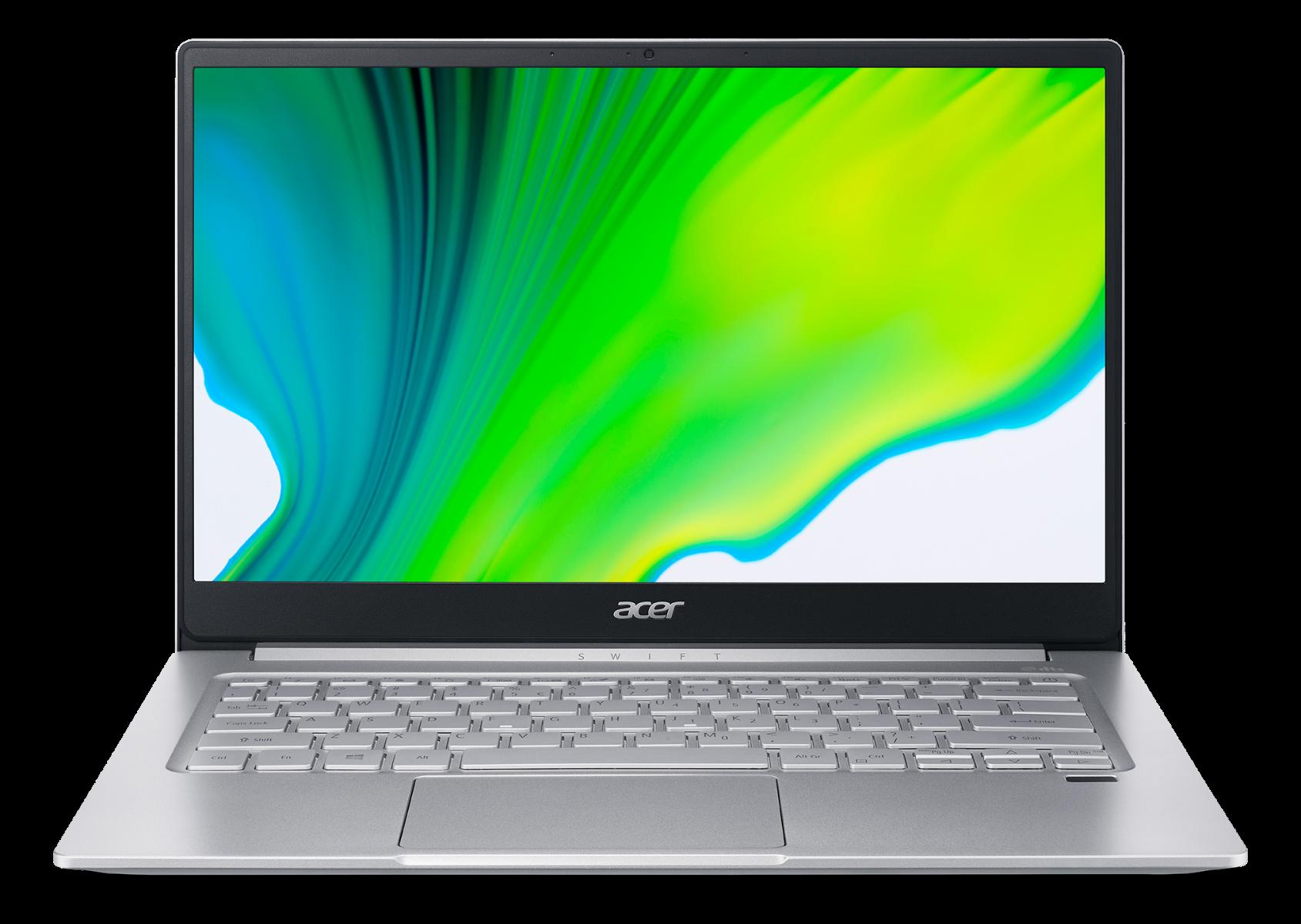 """ACER NTB Swift 3 SF314-59-58JP - 14"""" FHD,i5-1135G7@2.40GHz,16GB,512GBSSD,Iris Xe Graphics,W10H,Stříbrná"""