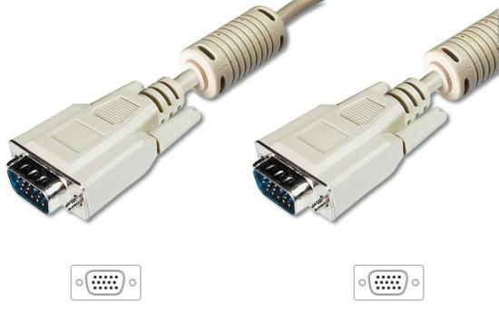 ASSMANN Datový kabel XGA Assmann délka 10,0 m
