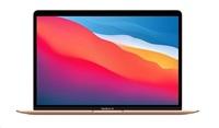 """Apple MacBook Air 13,3"""" 2560x1600/8C M1/8GB/256GB_SSD/CZ/Gold (2020)"""