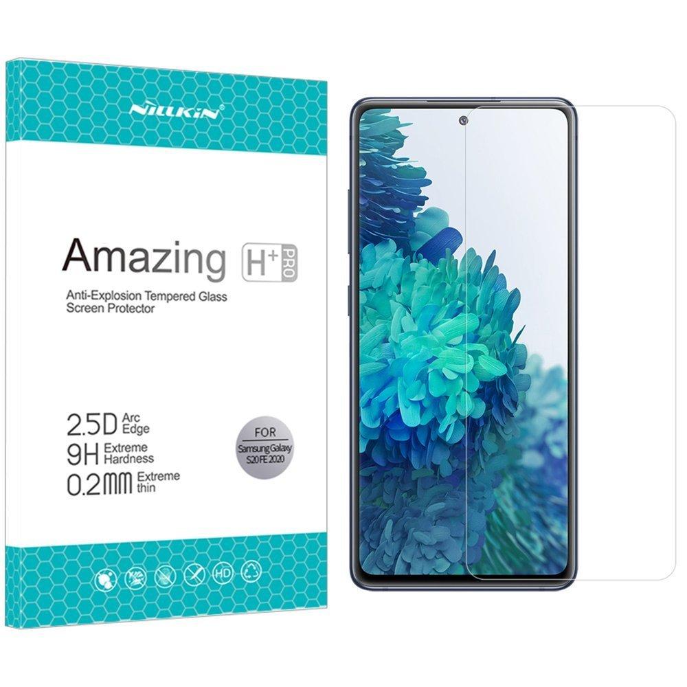 Nillkin Tvrzené Sklo 0.2mm H+ 2.5D Samsung S20 FE