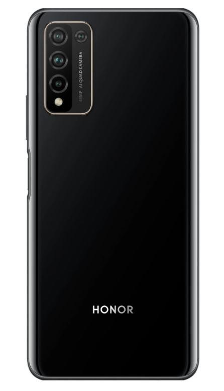 Honor 10X Lite 4GB/128GB Dual Sim HMS Midnight Black