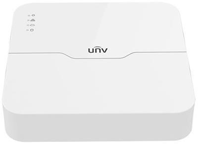 UNV NVR NVR301-04LS2-P4, 4 kanály, 1x HDD, 4x PoE, easy