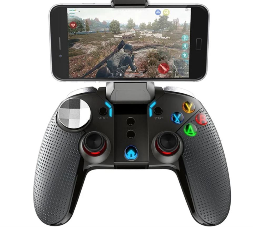 iPega 9099 Bluetooth Gamepad IOS/Android/PC/PS3/Switch/Android TV Black