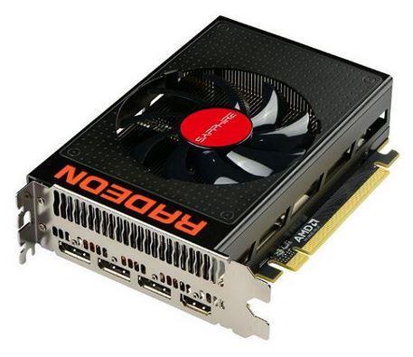 SAPPHIRE VGA AMD Radeon™ R9 NANO 4G GDDR5 HBM