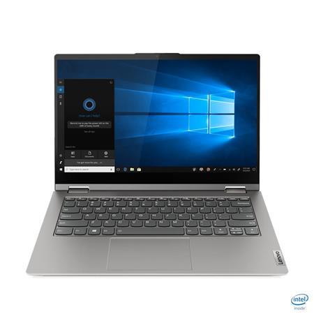"Lenovo ThinkBook14s Yoga/ i5-1135G7/8GB/256GB SSD/Integrated/14"" FHD lesklý Touch 300 nits/Win10 PRO/šedý"