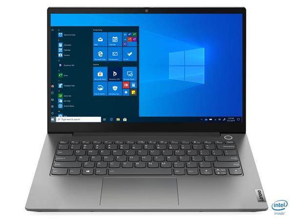 "Lenovo ThinkBook14 G2 ITL/ i7-1165G7/8GB+8GB/512GB SSD/Integrated/14"" FHD matný/Win10 PRO/šedý"