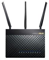 ASUS RT-AC68U v3 Gigabit Dualband Wireless AC1900 Router, 4x gigabit RJ45, 1x USB3.0, 1xUSB2.0