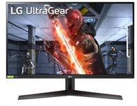 "LG MT IPS LCD LED 27"" 27GN600 - IPS panel, 1920x1080, 350cd, 1ms, 2xHDMI, DP"