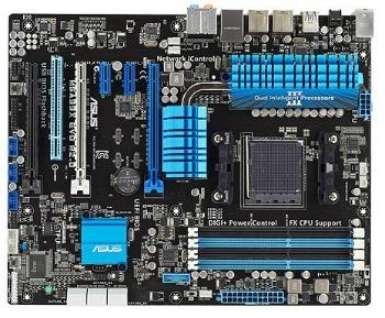 ASUS M5A99X EVO R2.0, 990X, DualDDR3-1866, SATA3, RAID, GBLAN, ATX