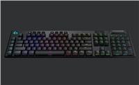 Logitech klávesnice G915 LIGHTSPEED Wireless RGB Mechanical Gaming Keyboard, UK