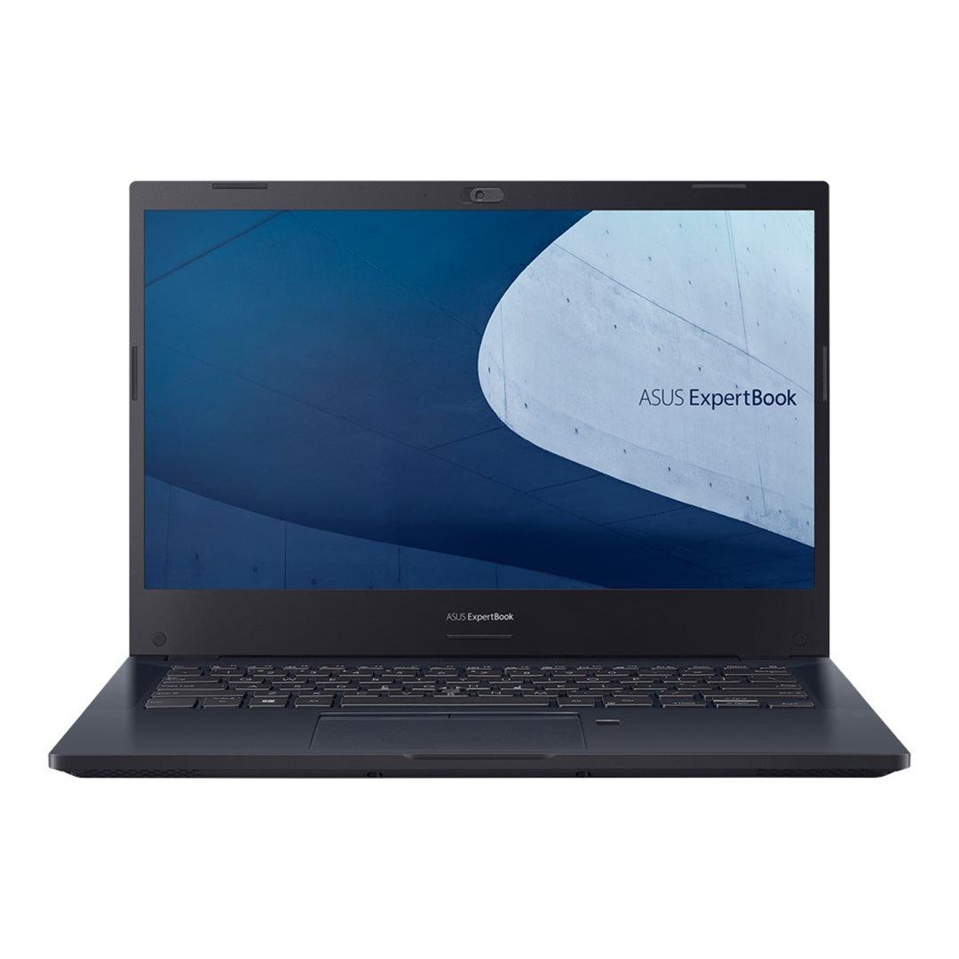 """ASUS NTB ExpertBook - 14"""" IPS FHD,i3-10110U,8GB,256SSD,UHD Graphics,W10P,Černá"""