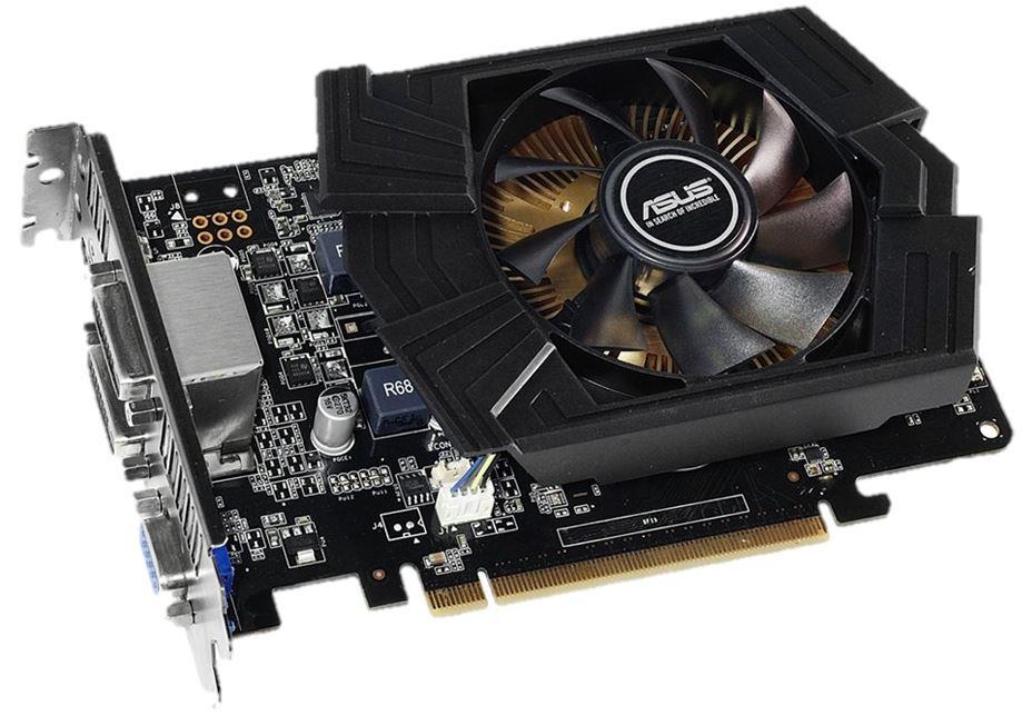 ASUS GeForce GTX 750 Ti, 2GB GDDR5 (128 Bit), HDMI, 2xDVI