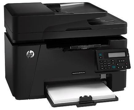 HP LaserJet Pro M127fn MFP