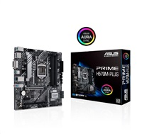 ASUS MB Sc LGA1200 PRIME H570M-PLUS, Intel H570, 4xDDR4, 1xDP, 1xHDMI, 1xDVI, mATX