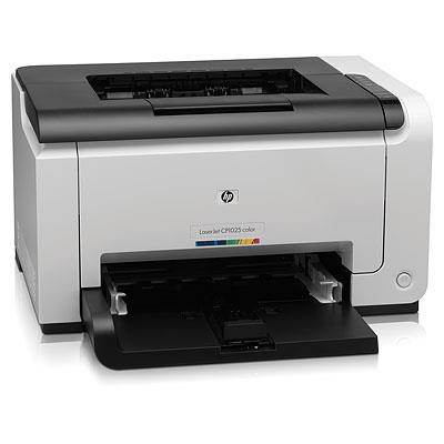 Tiskárna HP LaserJet Pro Color CP1025 A4 bar/4str| USB| 4,23 Kč/str