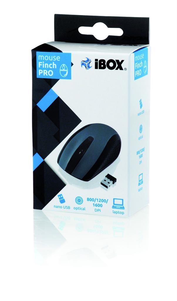 I-BOX FINCH PRO bezdrátová optická myš