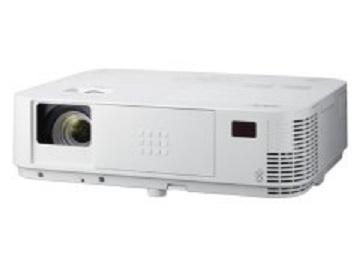 NEC Projektor DLP M403H (1920x1080,4300ANSI,10000:1) 8,000h lamp,D-SUB, HDMI, RCA, LAN,Optional WLAN