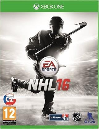 NHL 16 Xbox One CZ/SK