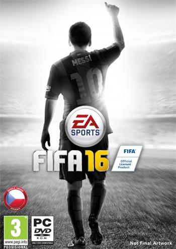 Electronic Arts PC hra FIFA 16