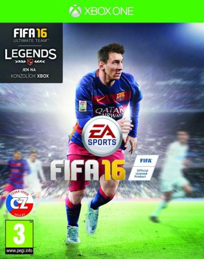 Electronic Arts XBox One Fifa 16