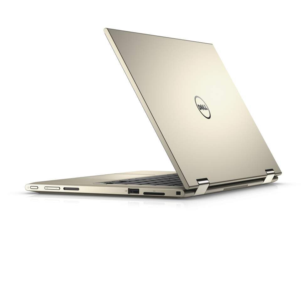 "Dell Inspiron 11z (3148) 2v1/i3 4030U/4GB/500GB/11.6"" Touch/Win 10/zlatý"