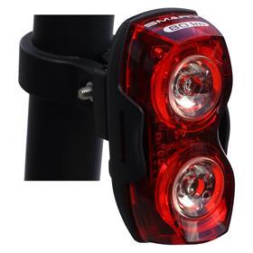 Zadní blikačka SMART 321R 2 x Nichia LED 80LM červená