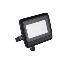 KANLUX LED reflektor 30W 4000K 2400lm černý IP65 33202