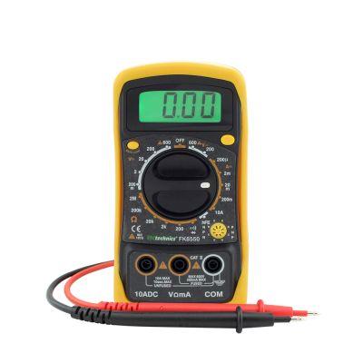 Digitální multimetr FK8550 M72