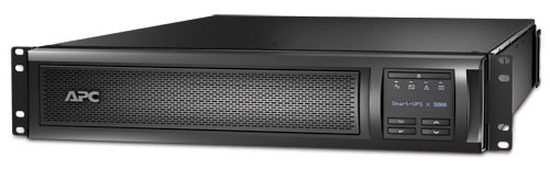 APC Smart-UPS X 3000VA (2700W) Rack 2U/Tower LCD, hl. 66,7 cm