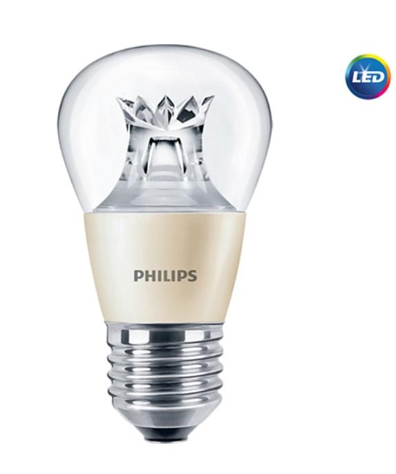 LED žárovka Philips E27 6W stmívatelná, 2700K 230V P48 CL P453605