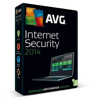 AVG Internet Security, 1 lic. (24 měs.) SN DVD