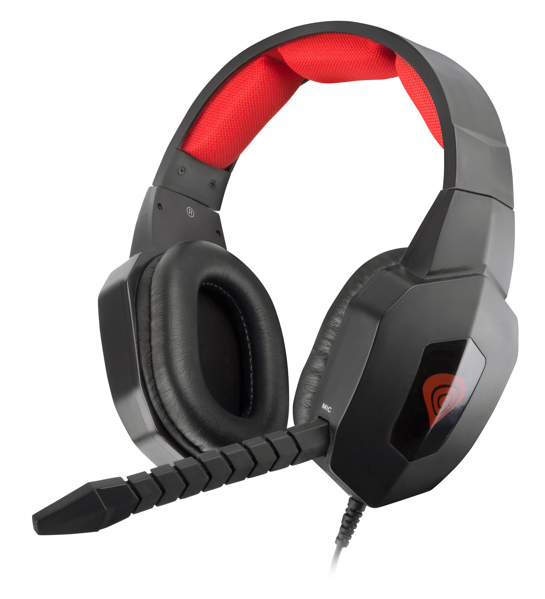Multiplatformní stereo sluchátka Genesis H59