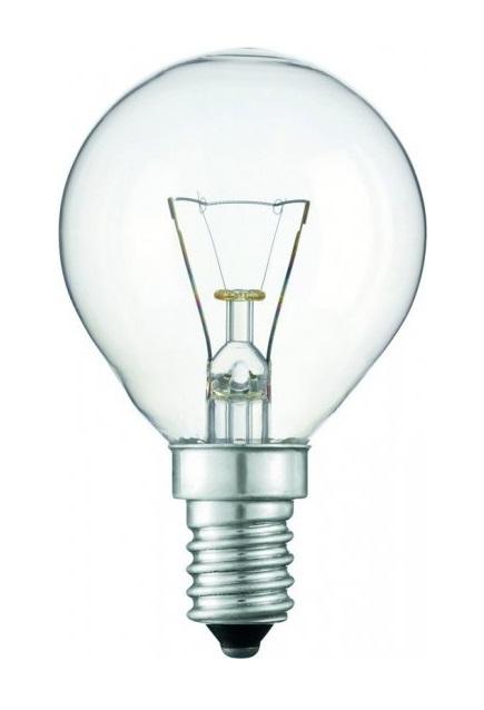 Žárovka AZ-011 iluminační P45 25W E14
