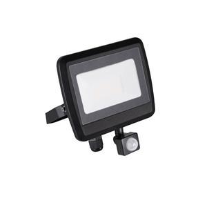 KANLUX LED reflektor infra 30W 4000K 2400lm černý IP65 33207