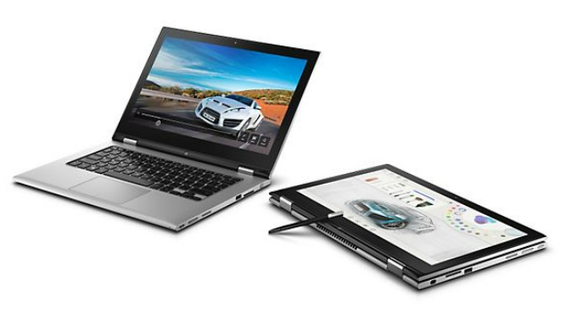 "Dell Inspiron 13z 2in1 (7347) 13,3"" Touch i3-4030U/4GB/500GB/HDMI/WIFI/BT/W8.1 stříbrný"