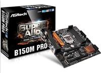 ASRock B150M PRO4, B150, DualDDR4-2133, SATA3, HDMI, DVI, D-Sub, mATX
