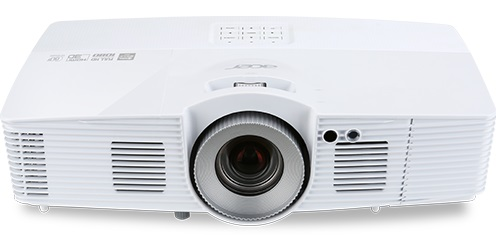 Acer V7500 DLP/3D/1920x1080 1080p/2500 lm/20000:1/VGA/3xHDMI/2xMHL/10W Repro/LumiSense+/ColorPurity/sRGB/3.1Kg