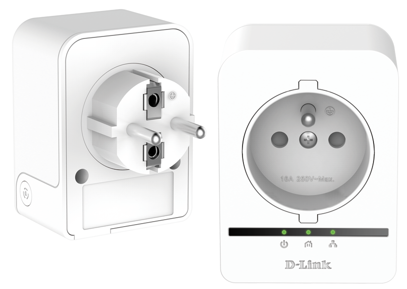D-link DHP-P509AV/FR PowerLine AV 500 HD Passthrough Starter Kit