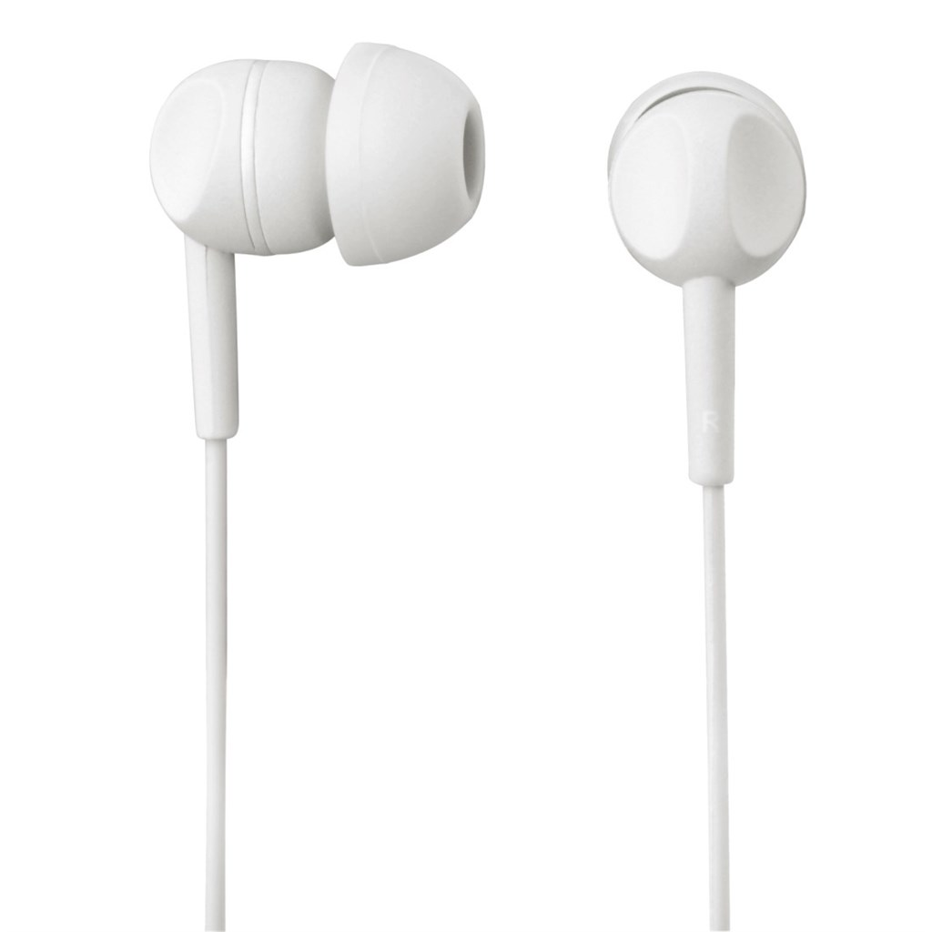 Sluchátka s mikrofonem Thomson EAR3015, dárkové balení, bílá