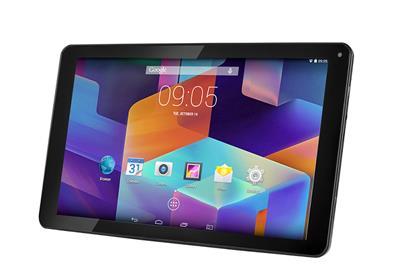 "Hannspree Tablet HANNSPAD 10.1"" HELIOS HD T76B, QCore,8GB,1GB RAM, GPS, HDMI, Android 5.1"