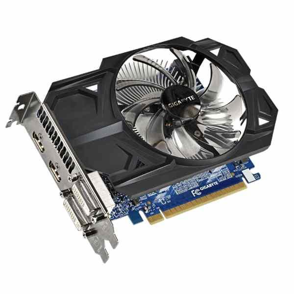 GIGABYTE VGA NVIDIA GTX750 TI 1GB DDR5 (Overclock)