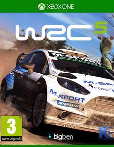 Bigben Interactive XBox One hra WRC 5