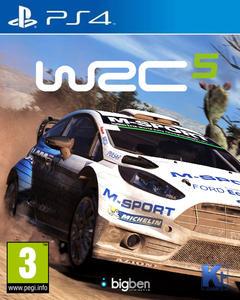 Bigben Interactive PS4 hra WRC 5