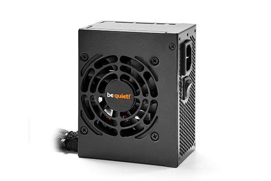 Zdroj be quiet! SFX Power 2 400W 80plus Bronze, activePFC, 2x12Vrails